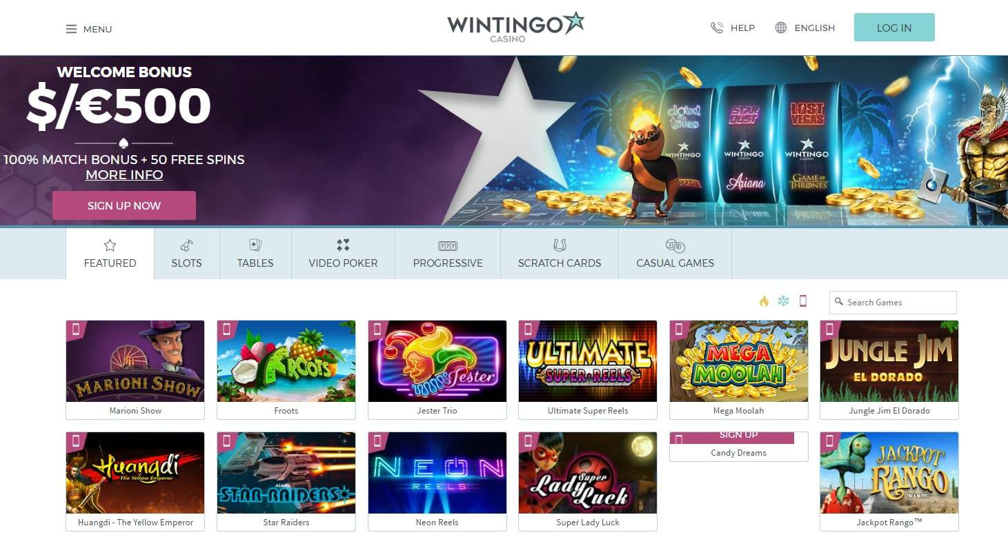 online casino euro free spin game