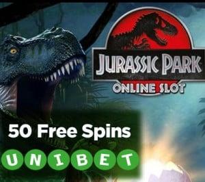 Unibet Casino | 50 free spins and 100% first deposit bonus