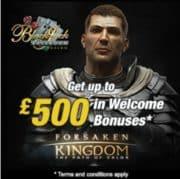 BlackJack Ballroom Casino free spins