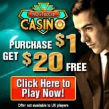 Nostalgia Casino Serios