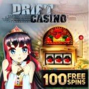 Drift Casino free bonus