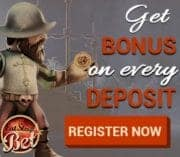 Eat Sleep Bet Casino free spins