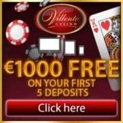 Villento Casino banner 250x250