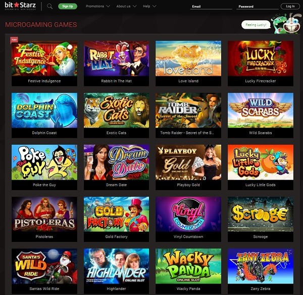 Bitstarz Casino free spins no deposit required!