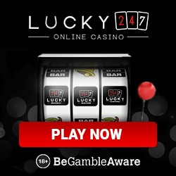 Lucky247 Casino $500 bonus and 50 free spins