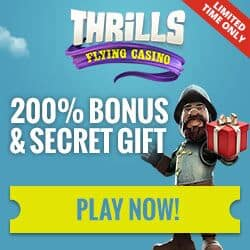 Thrills Casino Free Spins Bonus