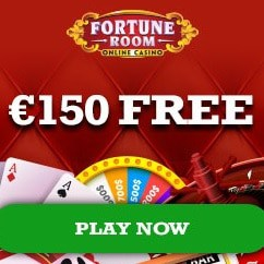 Fortune Room Casino 100 free spins and $300 free bonus
