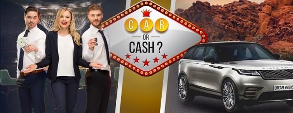 Car or Cash