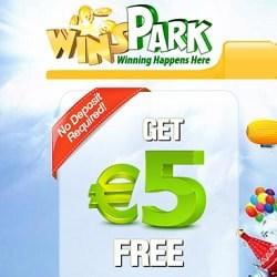 Register and claim €5 free bonus no deposit required!