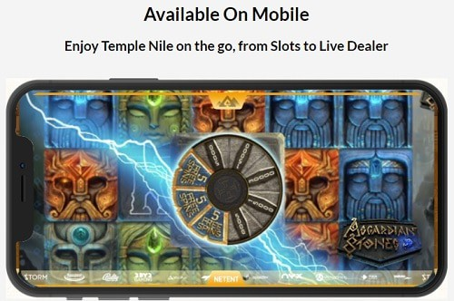 Play mobiles on tablet and smartphone