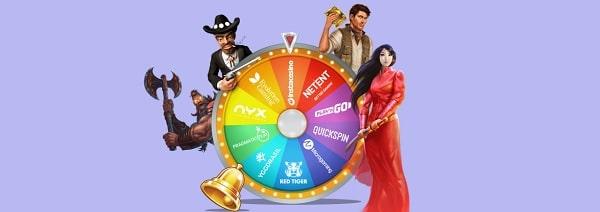 InstaCasino games and software