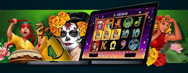 Enjoy 30 free rounds on Immortal Romance video slot