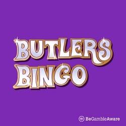 Butlers Bingo Casino   100 free spins and £40 instant free bonus