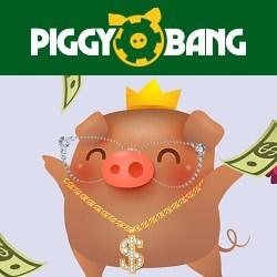 PIGGY BANG (no wager casino) 55 free spins after deposit