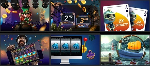GoWild Casino welcome bonus: 50 free spins and $1,000 free money on first 3 deposits