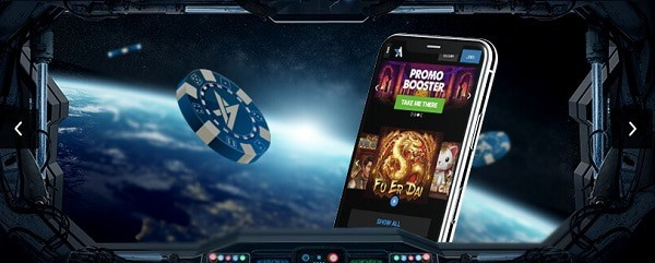 AstralBet mobile games