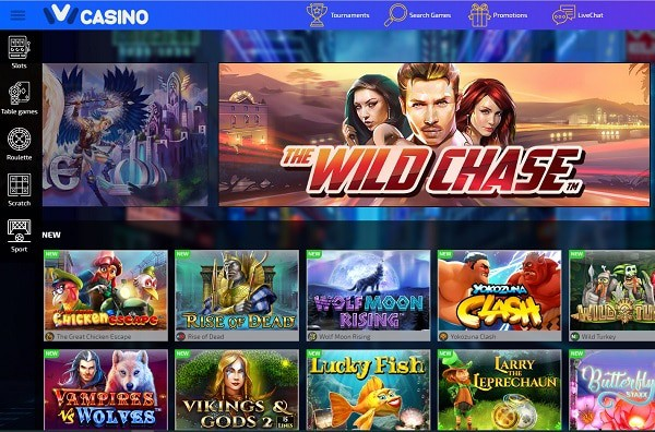 Wild Chase slot review