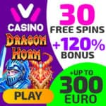 Ivі Cаѕіnо 30 free spins and 120% up to 300 EUR bonus
