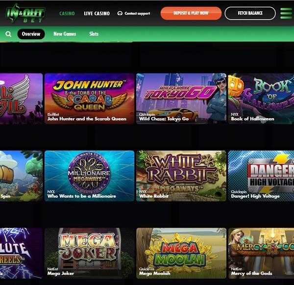 Pay N Play Casino bonuses