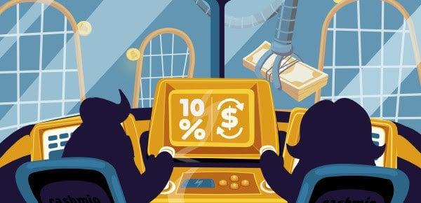 Cashmio.com deposit and cashout (banking)