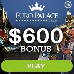 $600 welcome bonus and 100 exclusive free spins on registration