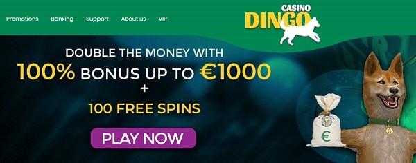 100% bonus + 4000 USD free chips + 200 gratis spins
