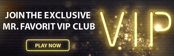 Favorit VIP promotions