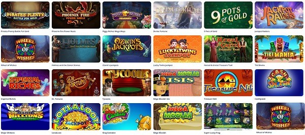 Casino Room - play games for free and win real money!