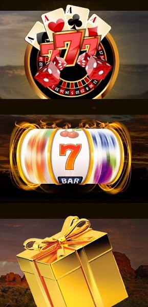 Exclusive free spins and bonus
