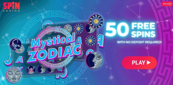 50 Free Spins No Deposit Required
