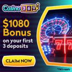 Casino360 - free spins, bonus codes, exclusive promotions