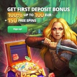 Slot Hunter Casino banner