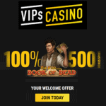 How to get 500 free spins welcome bonus to VIPs Casino?