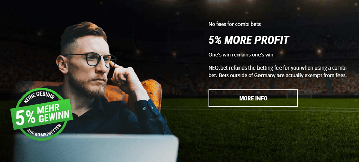 Extra Profit on Bets
