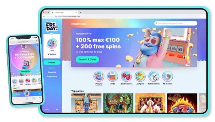 Mobile and Desktop Casino