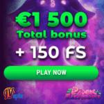 JV Spin Casino - free spins, no deposit bonus, promo codes