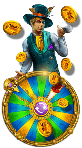 Spin Casino Jackpot Game
